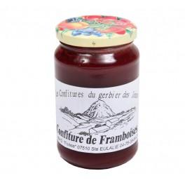 CONFITURE DE FRAMBOISES SANS GRAINES