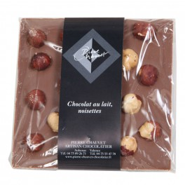 CHOCOLAT LAIT-NOISETTES