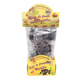 PATE DE FRUITS MYRTILLE